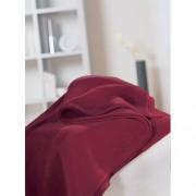 Ibena Kuscheldecke Porto Ibena Farbe: Rot, Größe: 180 B x 220 L cm