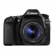 Camara Canon 80d Solo Cuerpo + 32GB