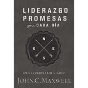 Liderazgo, Promesas Para Cada D a: Un Devocionario Diario, Hardcover/John C. Maxwell