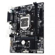 Дънна платка Gigabyte GA-H110M-DS2 (rev 1.0), H110, LGA1151, DDR4, PCI-E (VGA), 4x SATA 6Gb/s, 2x USB 3.0, microATX