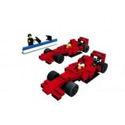 Lego Action Racers - La Victoire Ferrari