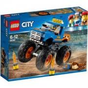 Конструктор ЛЕГО СИТИ - Камион чудовище - LEGO City Great Vehicles, 60180