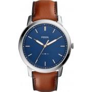 Fossil Zilverkleurig Mannen Horloge FS5304