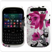 Blackberry Curve 9320/9220 Flora V5 Калъф + Протектор