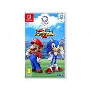 Nintendo Juego Nintendo Switch Mario & Sonic Juegos Olímpicos Tokyo 2020 (Deportes - M3)