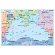 Harta Marea Neagra 100x70 cm