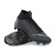 Nike mercurial superfly 6 pro fg stealth ops pack - Scarpe da calcio