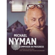 Video Delta Michael Nyman - Composer in progress - DVD