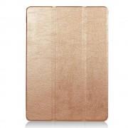 Shop4 - iPad Pro 10.5 Hoes - Smart Book Case Goud