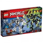Imported Lego Ninjago 70737 Titan Mech Battle - Masters of Spinjitzu 2015