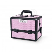 Beauty case PINK GLITTER 1432