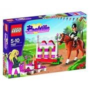 Lego Belville Horse Jumping Building Set