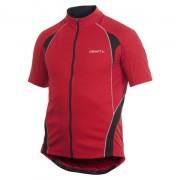 Craft Active Bike Short Sleeved T Shirt Bright Red/Black 1901287