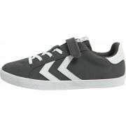 Hummel Deuce Court Jr Sneaker, Asphalt 35