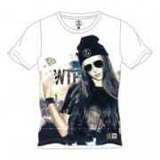 T-Shirt WTF Homme STREET Girl