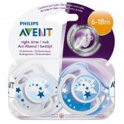 Avent Philips® Avent Scher für die Nacht 6-18 Monate BPA-frei