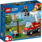 LEGO City Stingerea incendiului de la Burger Bar No. 60214