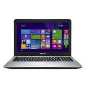 Asus X555LA-DB71 15.6-Inch HD Laptop (Black)