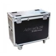 Flight-case for 4 AéroKolor
