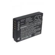 Panasonic Lumix DMC-TZ20 battery (890 mAh)