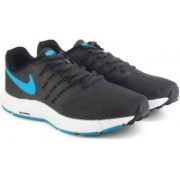 Nike RUN SWIFT Running Shoes For Men(Black)