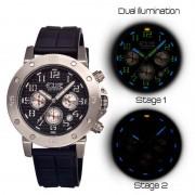 Equipe Tritium Et407 Arciform Mens Watch