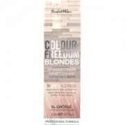 Colour Freedom Hair Hair Colour Blondes Non-Permanent Hair Toner Rose Blond 150 ml