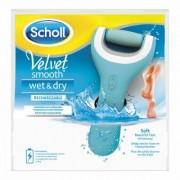 Scholl vízálló elektromos talpreszelő (Velvet Smooth)