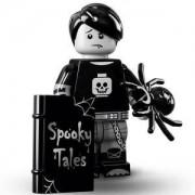 Идентифицирана минифигурка Лего Серия 16 Призрачно момче - Lego series 16 Spooky boy, 71013-5