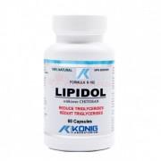 Lipidol cu Chitosan 60 capsule
