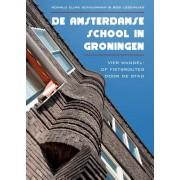 Reisgids - Wandelgids De Amsterdamse School In Groningen | Lecturium