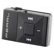 Mini-MP3-Player mit Alugehäuse und Clip, microSD-Slot bis 32 GB | Mp3 Player