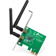 Adaptador Inalambrico PCIe TP-LINK TL-WN881ND 2.4Ghz 802.11n 300Mbps