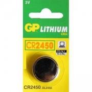 Литиева бутонна батерия CR-2430 3V, 1бр, GP-BL-CR-2430