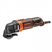 Black & Decker Multiherramienta oscilante 300W Black+Decker