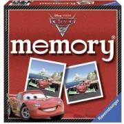 Детска игра Мемори - Колите - Ravensburger, 700465