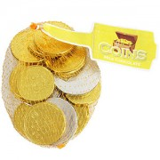 Milk Chocolate Gold Coins Pirate nets 100g bag Sweets