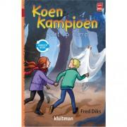 Koen Kampioen: Koen Kampioen omkeerboek-op kamp-in de krant - Fred Diks