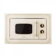 Klarstein Victoria 20 Four micro-ondes encastrable 20L 800 W Grill 1000W - ivoir