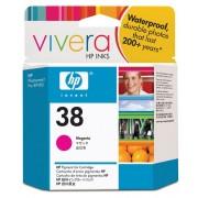 Toneri za InkJet i Plotere No.38 Magenta Pigment Ink Cartridge Vivera za photosmart pro b9180 C9416A