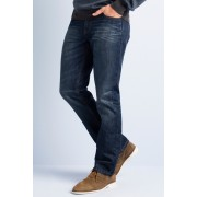 Mens Southcape Classic Straight Jeans - Vintage Wash Trousers
