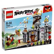 Lego Angry Bird Pig's King's Castle 75826 [Parallel import goods]