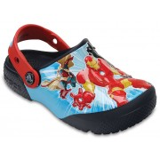 Crocs Kids' Crocs Fun Lab Marvel Avengers Clogs