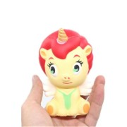 Unicorn Girls Squishy 11.5CM Jumbo Slow Rising Rebound Toys With Packaging Gift Collection