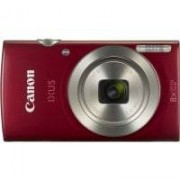 Canon Appareil photo numérique compact CANON IXUS 185 rouge