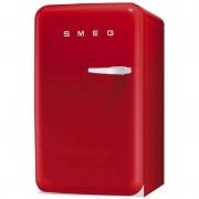 SMEG FAB10LR Frigorifero sottotavolo anni 50 rosso 55cm Classe A+