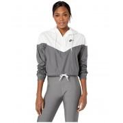Nike Sportswear Heritage Jacket Windbreaker Dark GreyWhiteBlack