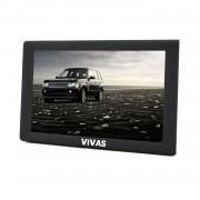 "Android GPS навигация 9"" за кола и камион с Вграден Видеорегистратор Vivas Android 9090 Cam, EU, BT, AVIn, WiFi"