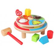 Hape Spin Animal Pounder