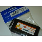 Intellect IPLFP455085-3S Tx LiFe 3S - 9.9V - 160mmah - 1C - Flat shape (Futaba)
